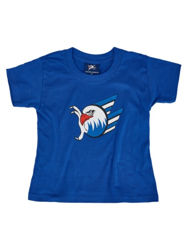 T-Shirt Adler Logo royal Kids