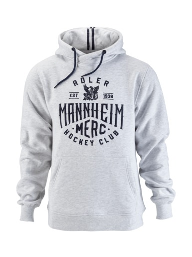 hoodie simple MERC grey