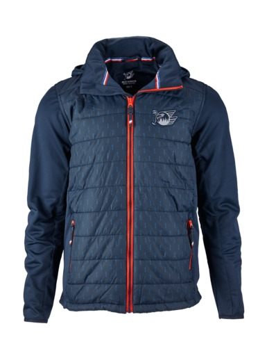 Hybridjacke Powerplay Men