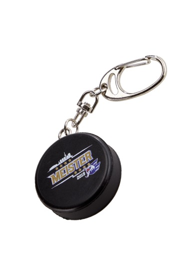 mini puck key chain championship 2019