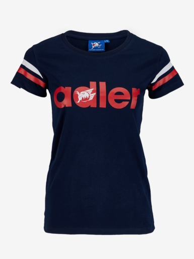 T-Shirt Strafbank Ladies Navy