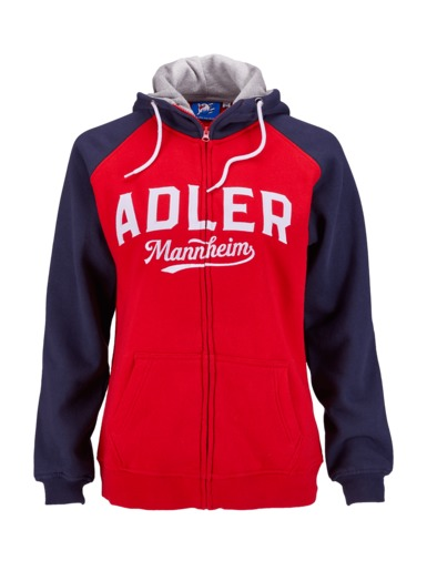 Sweatjacke Haken Ladies
