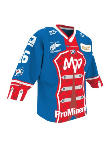 Fantrikot Fasching 19/20, SMITH 18, XL
