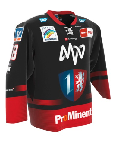 Fantrikot Alternate Kids Adler Mannheim 20/21